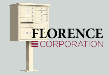 Florence CBU commercial mailbox button